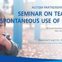 SEMINAR ON TEACHING SPONTANEOUS USE OF SPEECH