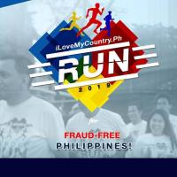ILOVEMYCOUNTRY.PH RUN 2019