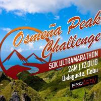 OSMEÑA PEAK CHALLENGE 50K ULTRAMARATHON