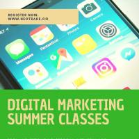 THE 2ND DIGITAL MARKETING SUMMER CLASSES