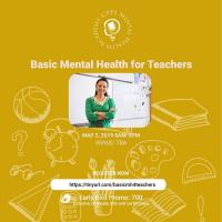 BASIC MENTAL HEALTH FOR TEACHERS