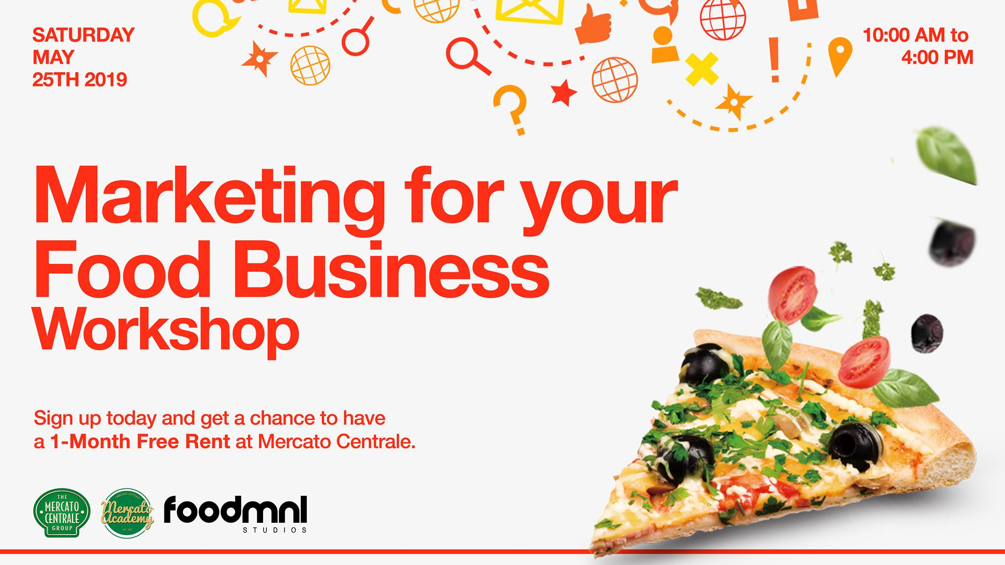 MARKETING FOR YOUR FOOD BUSINESS WORKSHOP