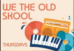 OLD SKOOL THURSDAYS AT TIENDESITAS