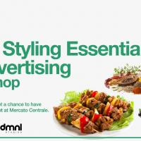 FOOD STYLING ESSENTIALS IN ADVERTISING