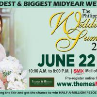 THE PHILIPPINE WEDDING SUMMIT (YEAR 14)