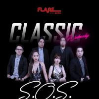 S.O.S. BAND AT FLARE BAR