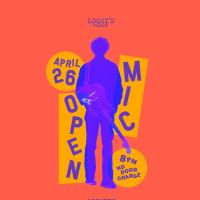 OPEN MIC AT LOQUI'S PLACE