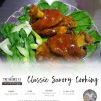 CLASSIC SAVORY COOKING (DEMO ONLY)
