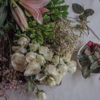 BASICS OF FLOWER ARRANGEMENTS: FEATURING WEDDING FLOWERS