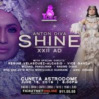 ANTON DIVA SHINE XXII AD