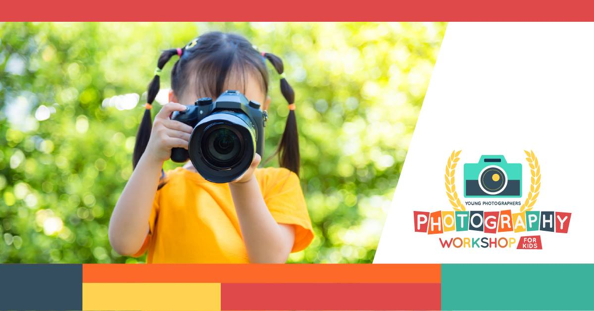 YOUNG PHOTOGRAPHERS: PHOTOGRAPHY WORKSHOP FOR KIDS 2019