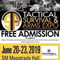 TACTICAL,SURVIVAL & ARMS EXPO