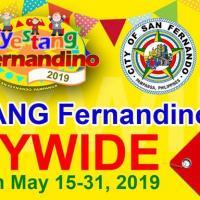 PYESTANG FERNANDINO CITYWIDE SALE