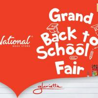 GRAND BACK TO SCHOOL FAIR