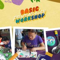 BASIC POLYMER CLAY WORKSHOP
