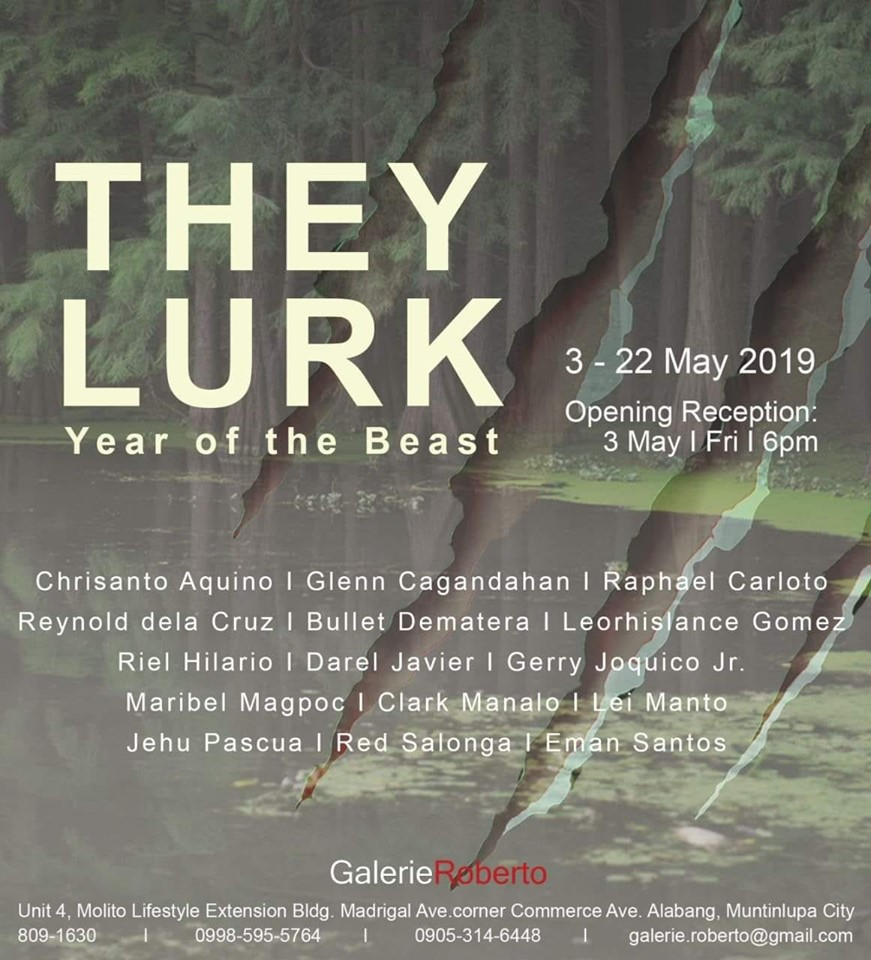"""THEY LURK: YEAR OF THE BEAST"""