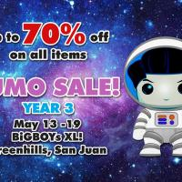 SUMO SALE! - YEAR 3
