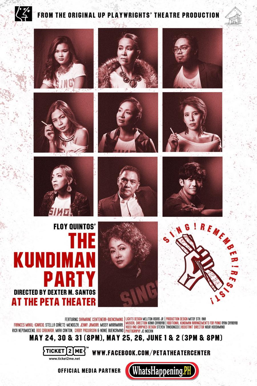 The Kundiman Party