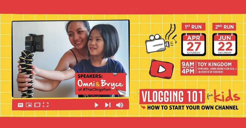 VLOGGING 101 FOR KIDS: HOW TO START YOUR OWN CHANNEL