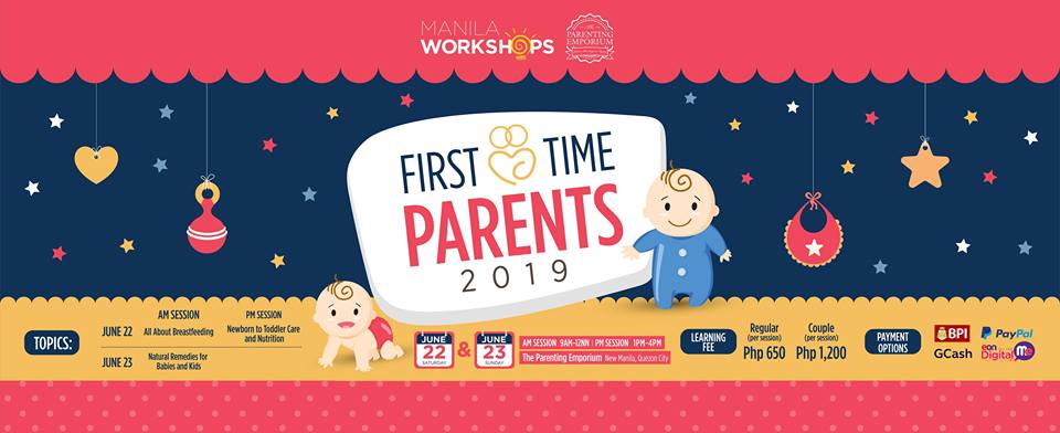 FIRST TIME PARENTS 2019 (2ND RUN)