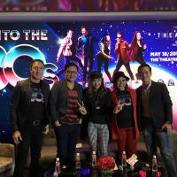 Celebrate the Music of the 80s with Gino Padilla, Jett Pangan, Lou Bonnevie, Raymond Lauchengco & Jam Morales at The Theatre at Solaire on May 18