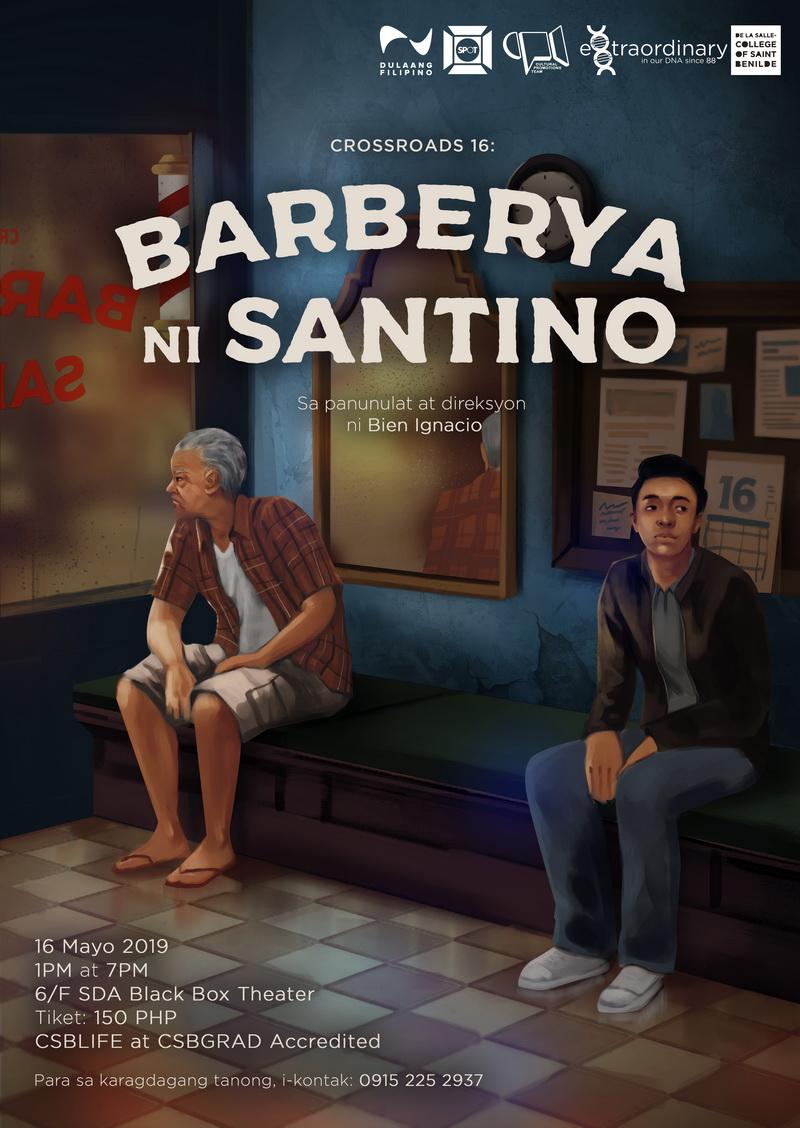 Barberya Ni Santino