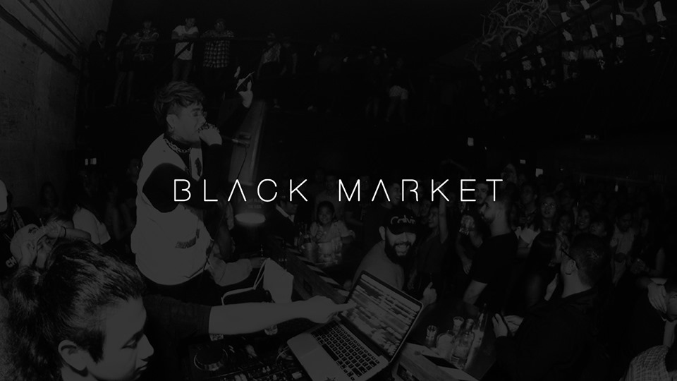 THE DROP AT BLACK MARKET