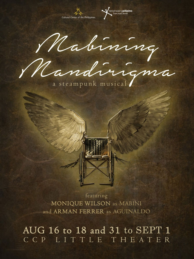 Mabining Madirigma, A Steampunk Musical