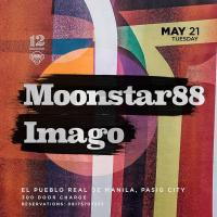MOONSTAR88 X IMAGO AT 12 MONKEYS MUSIC HALL & PUB