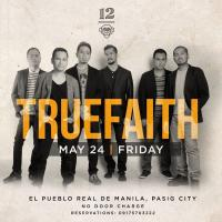 TRUE FAITH AT 12 MONKEYS MUSIC HALL & PUB