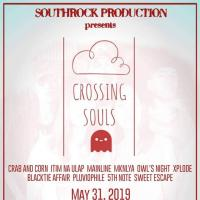 CROSSING SOULS AT JERSON'S BAR B-Q