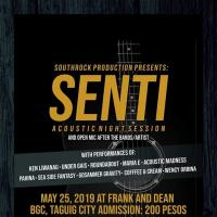 SENTI ACOUSTIC NIGHT SESSION AT FRANK & DEAN