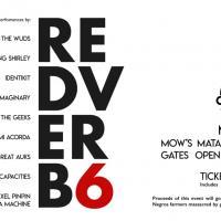 ALTERNATRIP PRESENTS: REDVERB 6 AT MOW'S