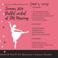 Dance Plus recital