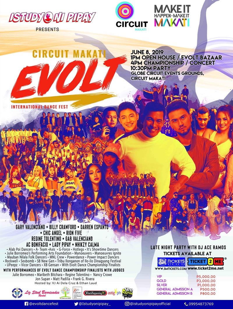 EVOLT International Dance Fest