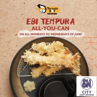 EBI TEMPURA ALL YOU CAN