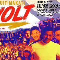 Evolt International Dance Festival Ready to Rock Circuit Makati