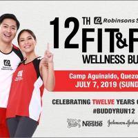12th Fit & Fun Wellness Buddy Run
