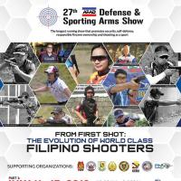 27th AFAD Defense and Sporting Arms Show