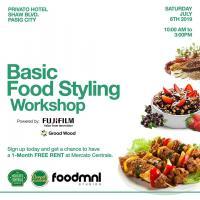 Basic Food Styling Workshop