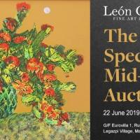 The Spectacular Mid-Year Auction 2019