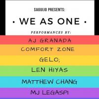 WE AS ONE AT SAGUIJO CAFE + BAR EVENTS