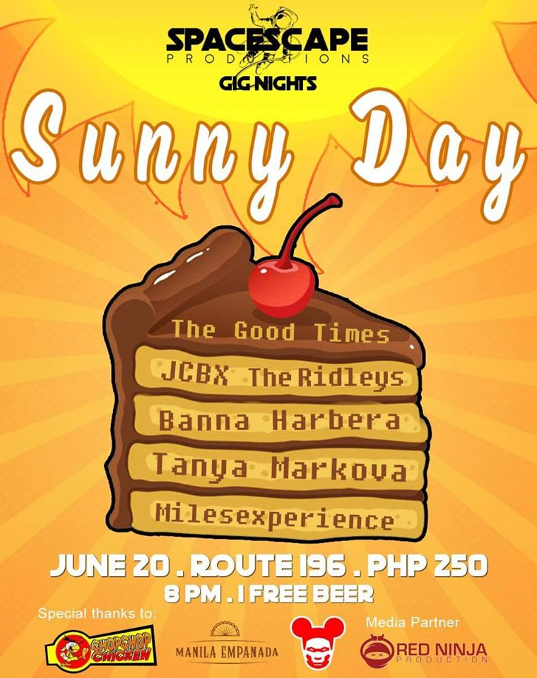 SUNNY DAY AT ROUTE 196