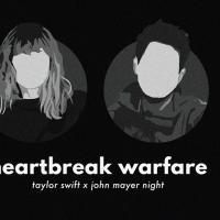 HEARTBREAK WARFARE: SWIFT X MAYER AT JESS & PAT'S