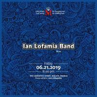 BLUES FRIDAY WITH THE IAN LOFAMIA BAND AT THE MINOKAUA
