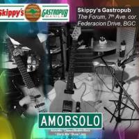 AMORSOLO AT SKIPPY'S GASTROPUB MANILA