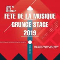 FETE DE LA MUSIQUE GRUNGE STAGE 2019 AT MANG RUDY'S TUNA GRILL AND PAPAITAN