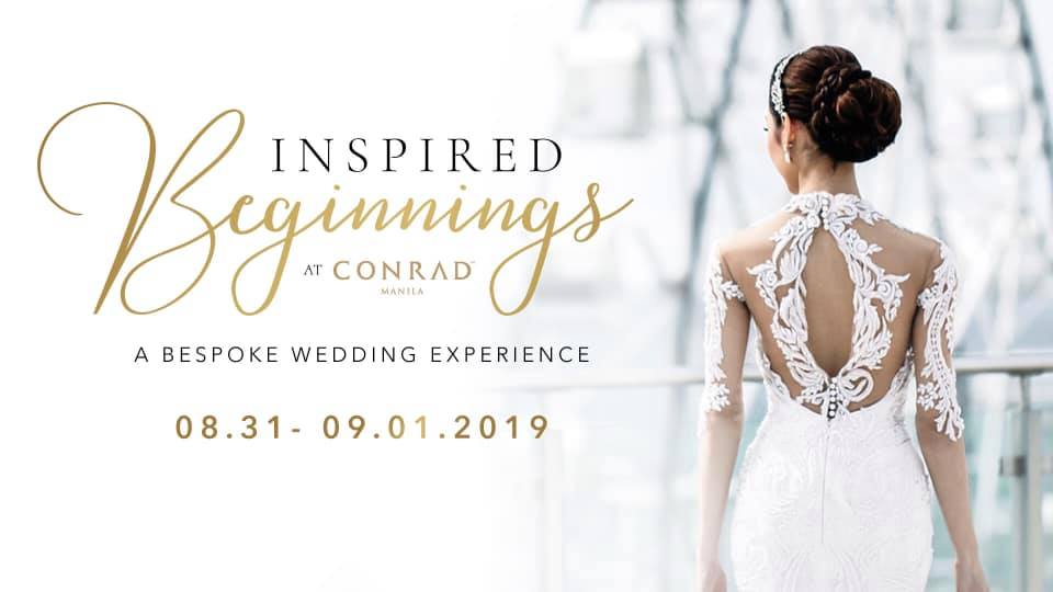 Inspired Beginnings: A Bespoke Wedding Experience