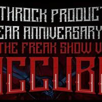 THE FREAK SHOW VI (SUCCUBUS) AT MATCHBOX YARD