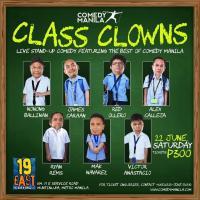 CLASS CLOWNS  AT 19 EAST